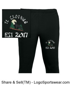 Young Lyfe Sweatpants Design Zoom